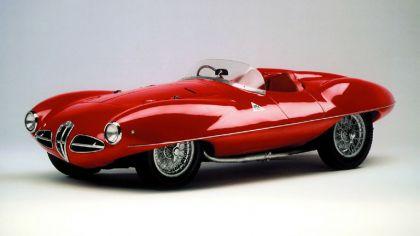 1952 Alfa Romeo Disco Volante 6