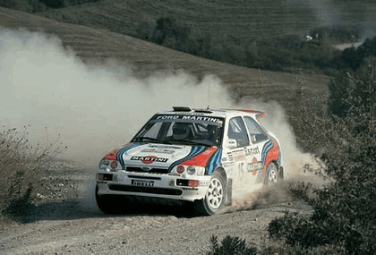 1992 Ford Escort RS Cosworth rally 4