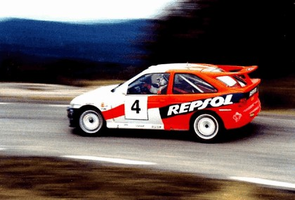 1992 Ford Escort RS Cosworth rally 7