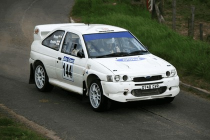 1992 Ford Escort RS Cosworth rally 15
