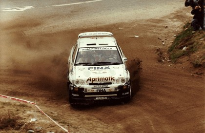 1992 Ford Escort RS Cosworth rally 18