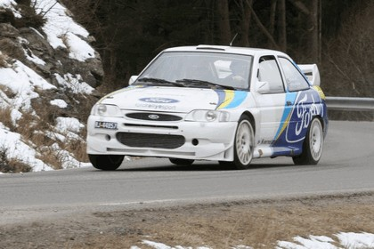 1992 Ford Escort RS Cosworth rally 20