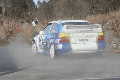 1992 Ford Escort RS Cosworth rally 24