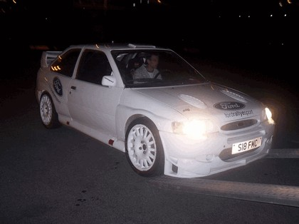 1992 Ford Escort RS Cosworth rally 34