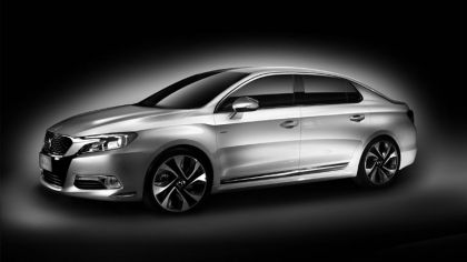 2013 Citroen DS 5LS 3