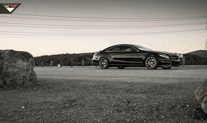2013 Mercedes-Benz CLS63 ( C218 ) AMG by Vorsteiner 2