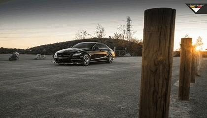 2013 Mercedes-Benz CLS63 ( C218 ) AMG by Vorsteiner 4