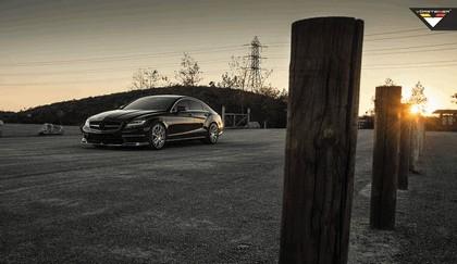 2013 Mercedes-Benz CLS63 ( C218 ) AMG by Vorsteiner 5