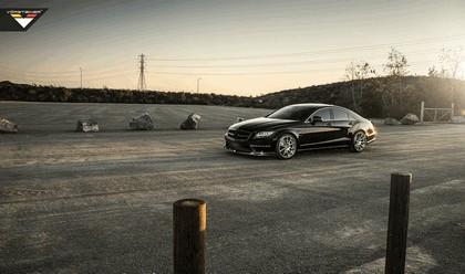 2013 Mercedes-Benz CLS63 ( C218 ) AMG by Vorsteiner 6