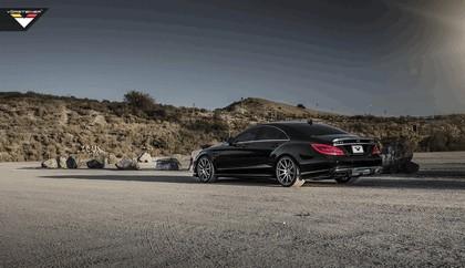 2013 Mercedes-Benz CLS63 ( C218 ) AMG by Vorsteiner 8