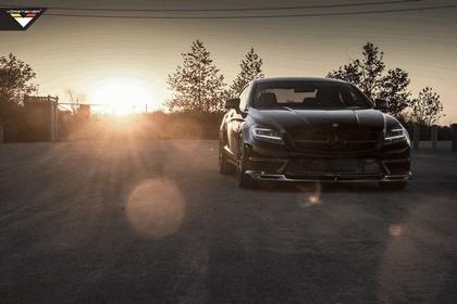 2013 Mercedes-Benz CLS63 ( C218 ) AMG by Vorsteiner 10