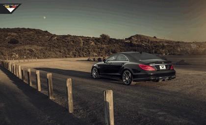 2013 Mercedes-Benz CLS63 ( C218 ) AMG by Vorsteiner 11