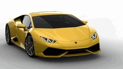 2014 Lamborghini Huracán LP 610-4 1