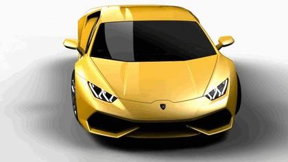 2014 Lamborghini Huracán LP 610-4 4