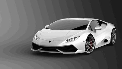2014 Lamborghini Huracán LP 610-4 12