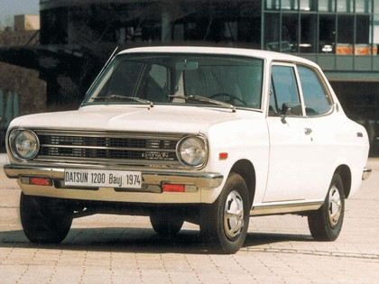 1974 Datsun 1200 1