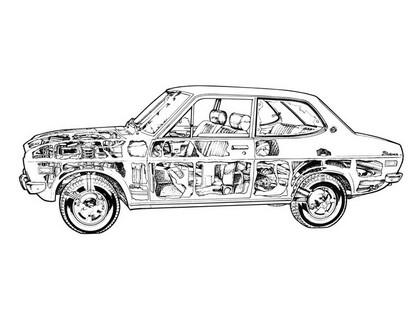 1974 Datsun 1200 2