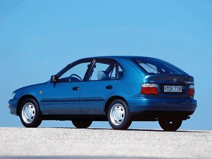 1991 Toyota Corolla ( E100 ) Compact 5-door 5
