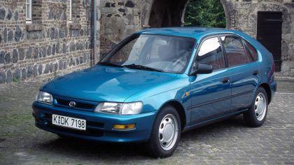1991 Toyota Corolla ( E100 ) Compact 5-door 7