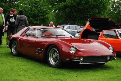 1966 Lamborghini 400 GT Monza 21