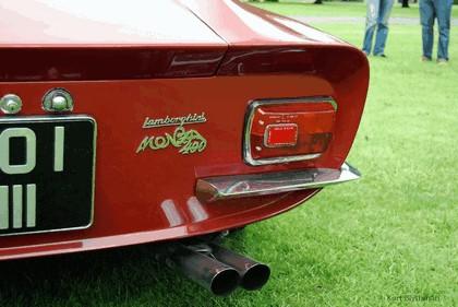 1966 Lamborghini 400 GT Monza 25