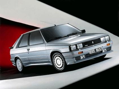 1985 Renault 11 Turbo by Zender 1