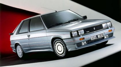 1985 Renault 11 Turbo by Zender 4