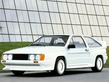1985 Volkswagen Scirocco Z40 Turbo by Zender 1