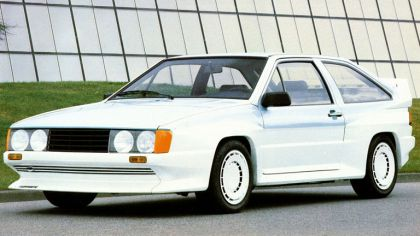 1985 Volkswagen Scirocco Z40 Turbo by Zender 3