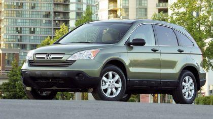 2007 Honda CR-V EX 9