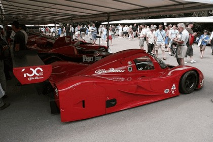 1991 Alfa Romeo SE 048 SP 11