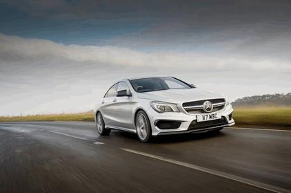 2013 Mercedes-Benz CLA ( C117 ) 45 AMG - UK version 1