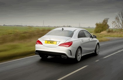 2013 Mercedes-Benz CLA ( C117 ) 45 AMG - UK version 2