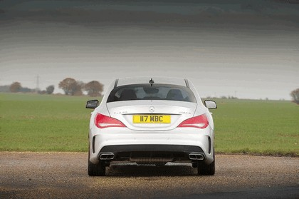 2013 Mercedes-Benz CLA ( C117 ) 45 AMG - UK version 10