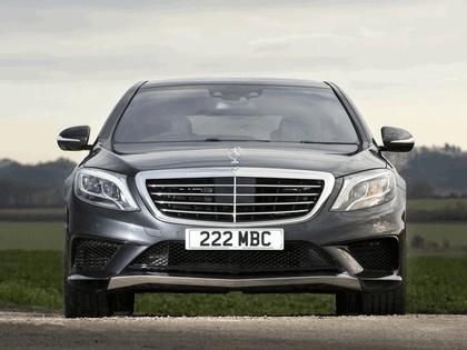 2013 Mercedes-Benz S63 ( W222 ) AMG - UK version 7