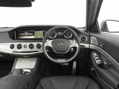 2013 Mercedes-Benz S63 ( W222 ) AMG - UK version 10