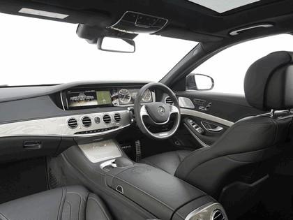2013 Mercedes-Benz S63 ( W222 ) AMG - UK version 11