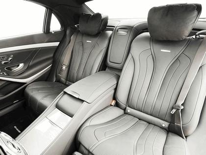 2013 Mercedes-Benz S63 ( W222 ) AMG - UK version 12