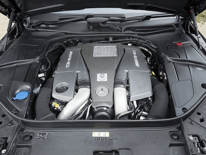 2013 Mercedes-Benz S63 ( W222 ) AMG - UK version 13