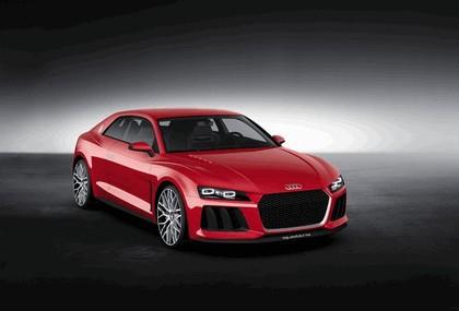 2014 Audi Sport quattro Laserlight concept 2