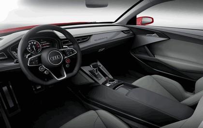 2014 Audi Sport quattro Laserlight concept 6