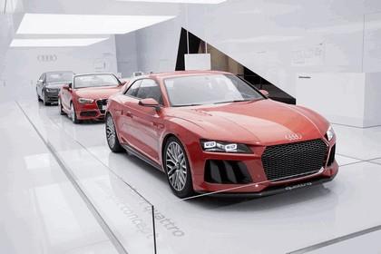 2014 Audi Sport quattro Laserlight concept 8