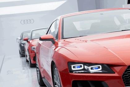 2014 Audi Sport quattro Laserlight concept 10