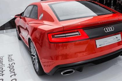 2014 Audi Sport quattro Laserlight concept 11