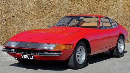 1968 Ferrari GTB-4 - UK version 1