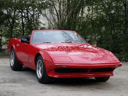 1972 Ferrari 365 GTS-4 Nart spider 7