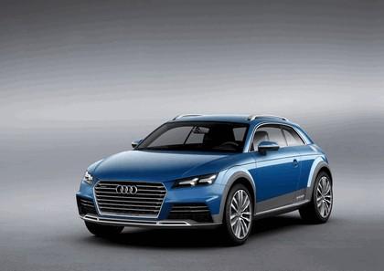 2014 Audi Allroad Shooting Brake e-Tron concept 1