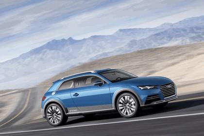 2014 Audi Allroad Shooting Brake e-Tron concept 3