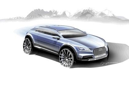 2014 Audi Allroad Shooting Brake e-Tron concept 8