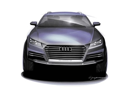 2014 Audi Allroad Shooting Brake e-Tron concept 9